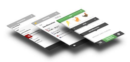 interface dosering app